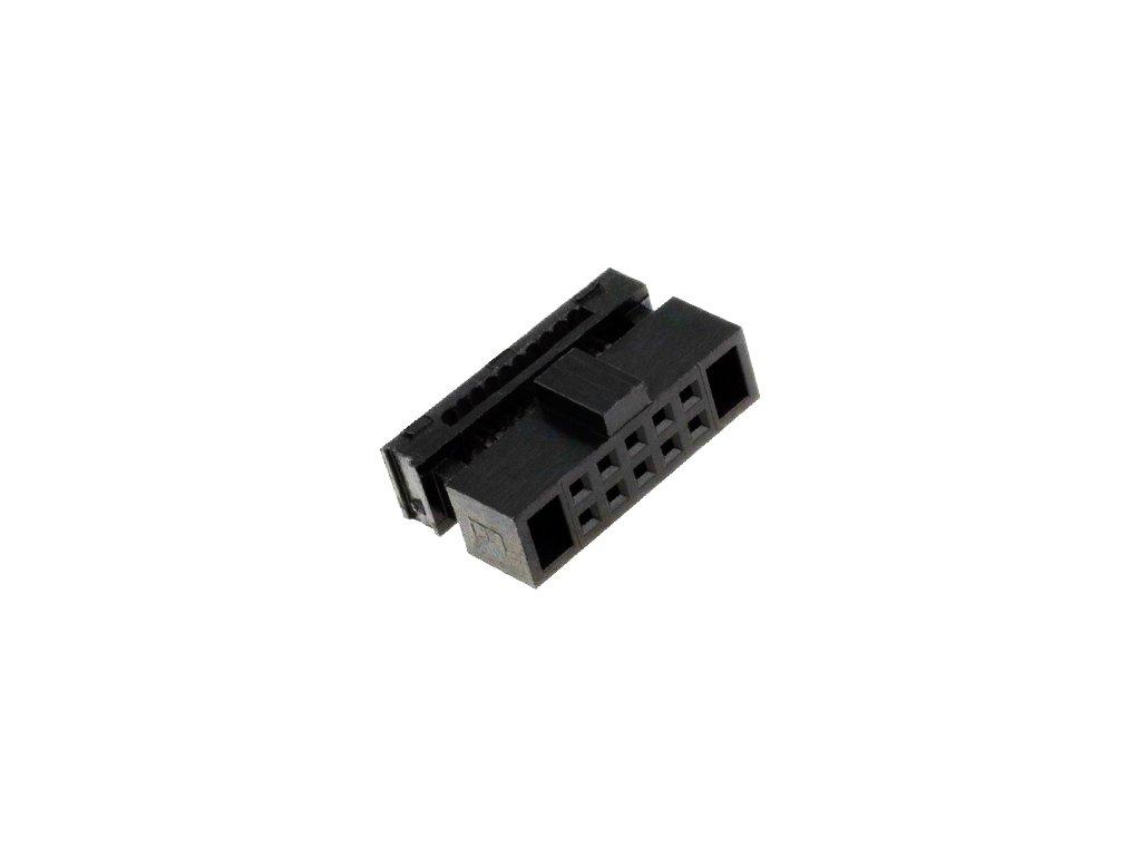 Konektor IDC 10pin zásuvka na kabel 0,635mm