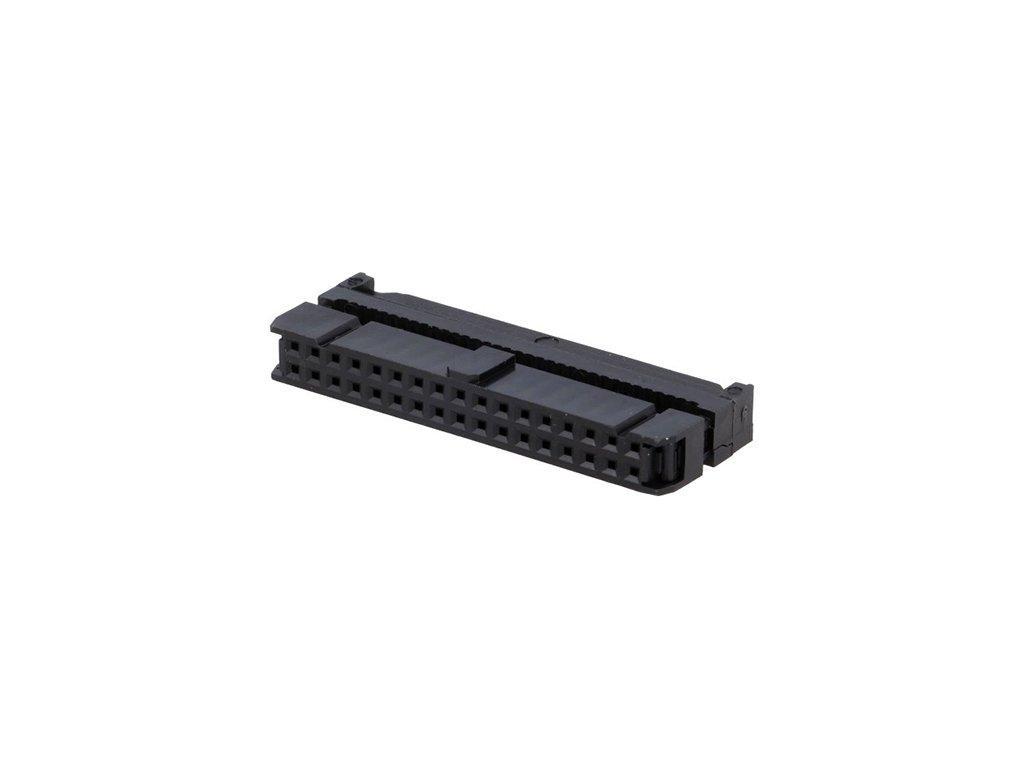Konektor IDC 34pin zásuvka na kabel 1,27mm