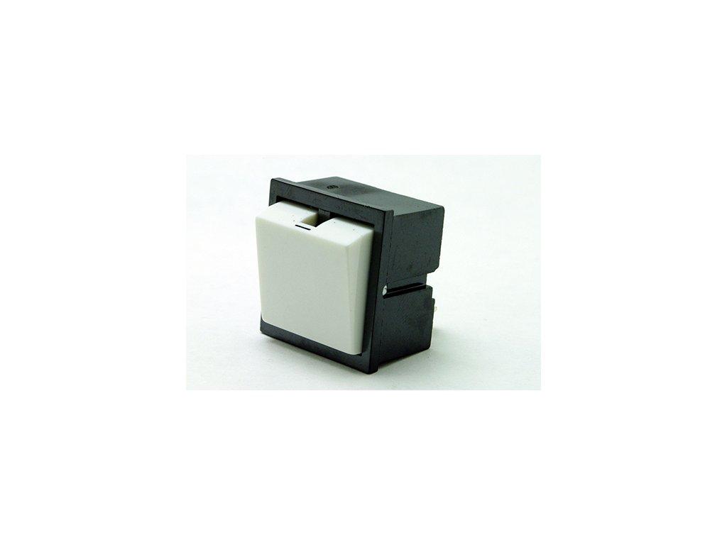 Kolébkový spínač 3454-02635 bílý