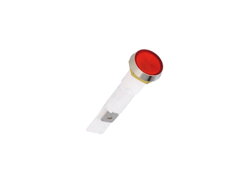 Kontrolka C027500 červená