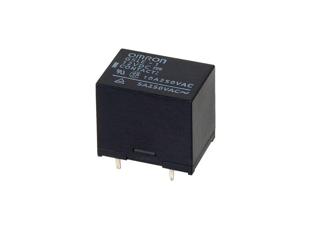 Relé G5LE-1-VD 12VDC
