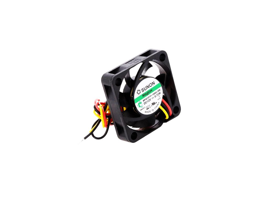Ventilátor 12VDC 40x40x10mm MF40101V2