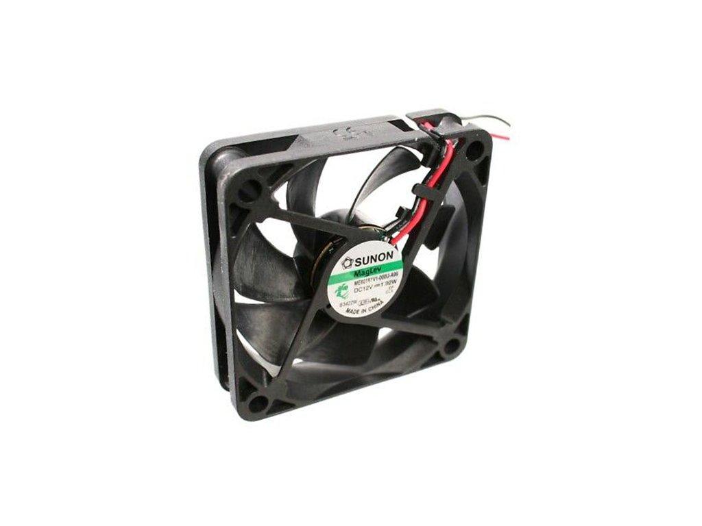 Ventilátor 12VDC 60x60x15mm MF60151V1