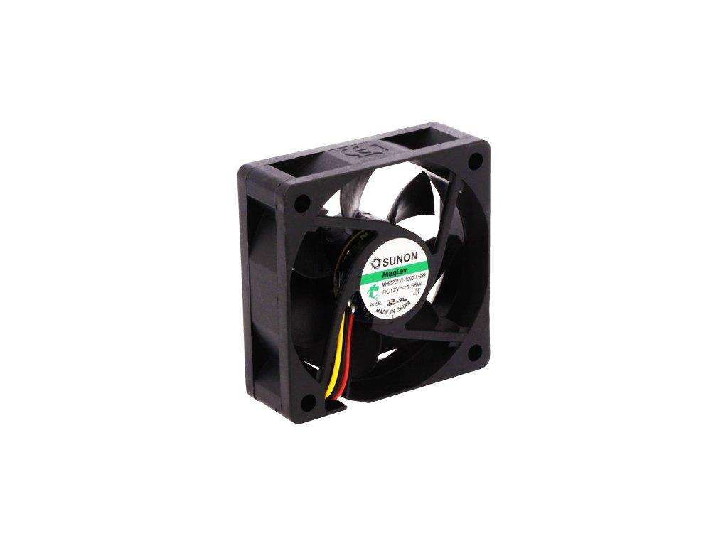 Ventilátor 12VDC 60x60x20mm MF60201V1