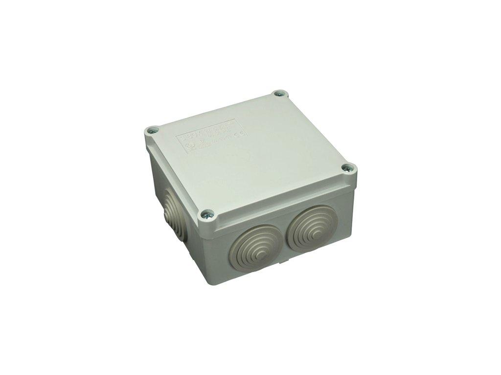 Krabice BOX106 šedá