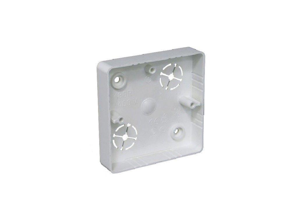 Krabička LK 80x28R/1 HB