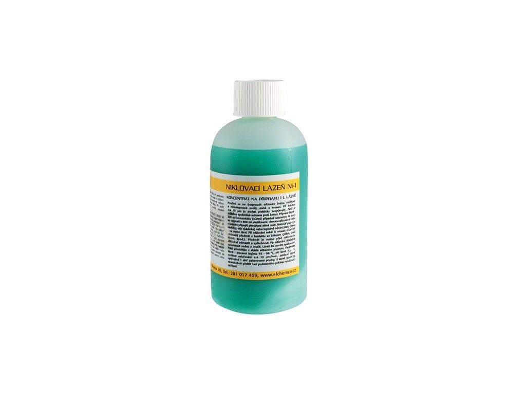 Niklovací lázeň Ni-1 (200ml)