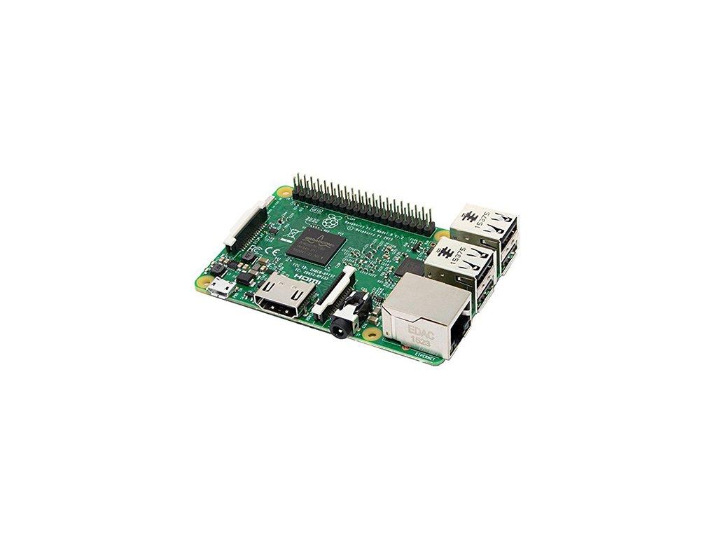 Raspberry Pi 3 Model B ARMv8 1GB RAM