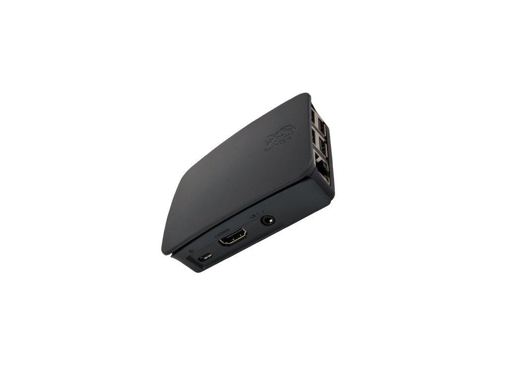 Krabička pro Raspberry Pi 3 černá