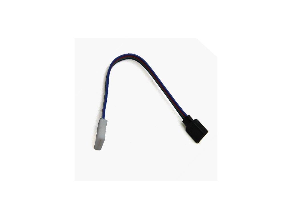 Konektor napájecí pro SMD5050 RGB 10mm