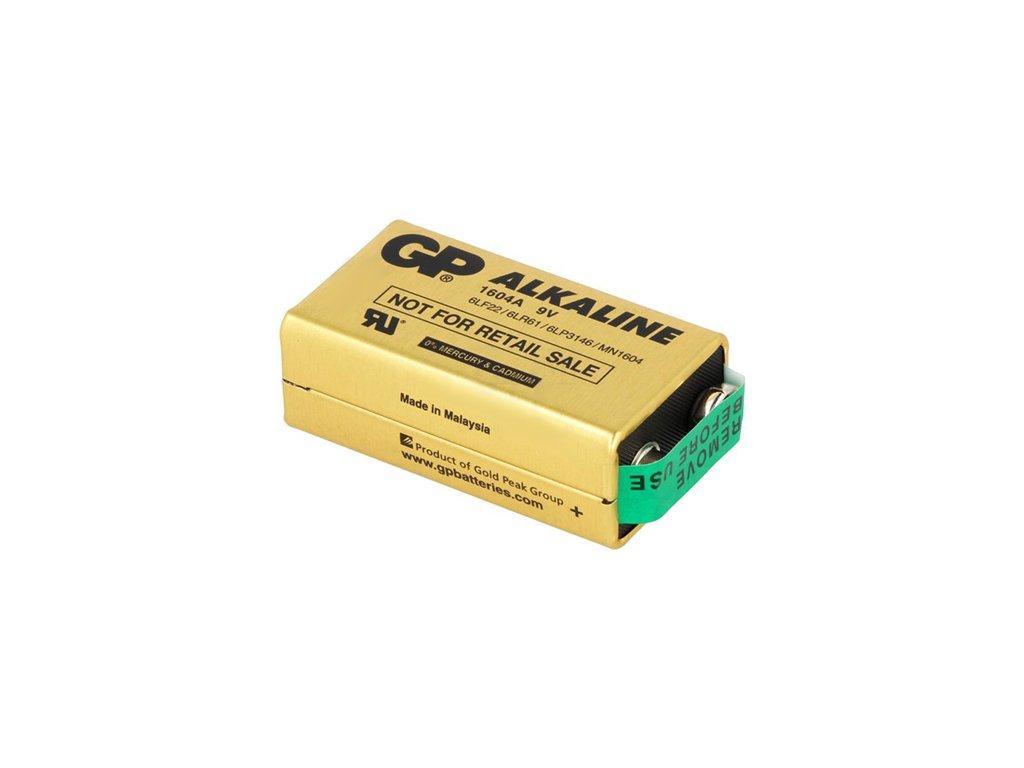 Baterie GP Ultra 6LF22 1604AU (9V)