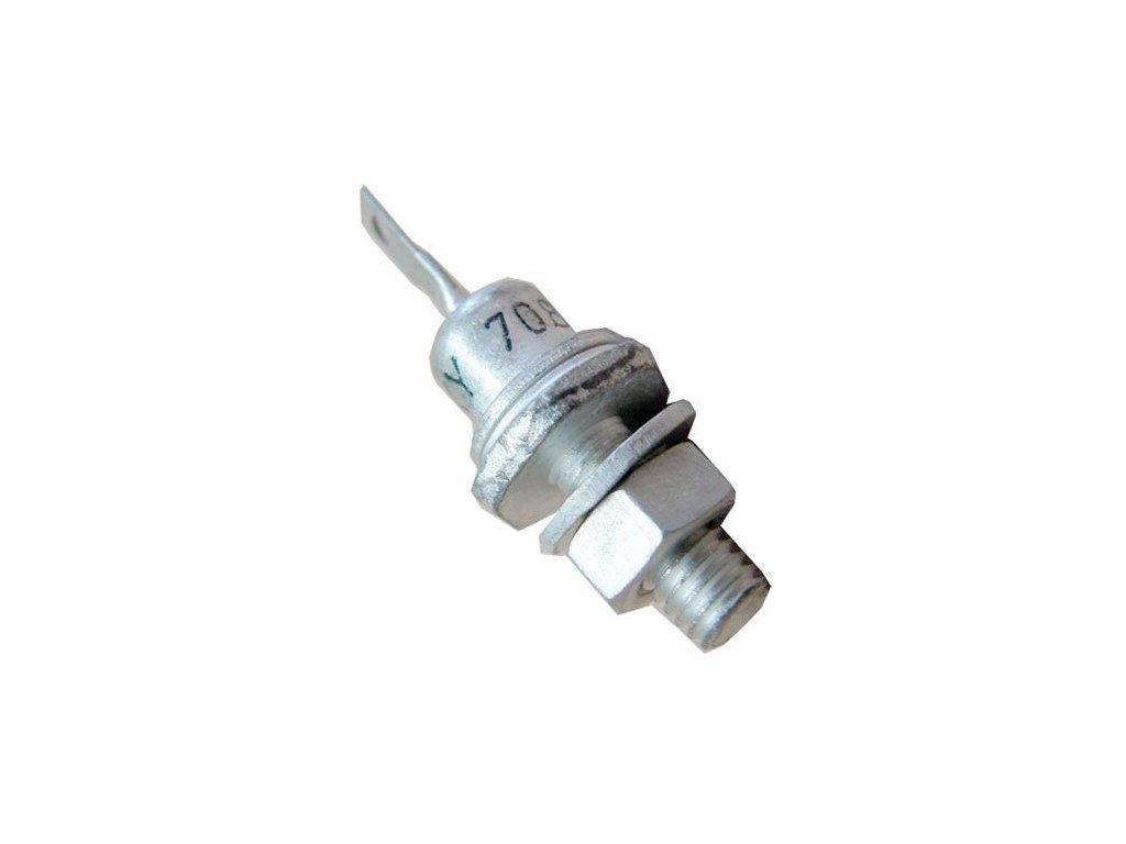 Dioda KZ707 zenerova 10,6÷13,2V