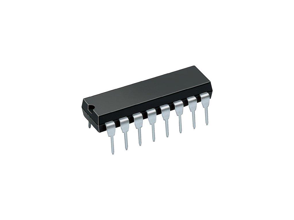 IO M74HC4543