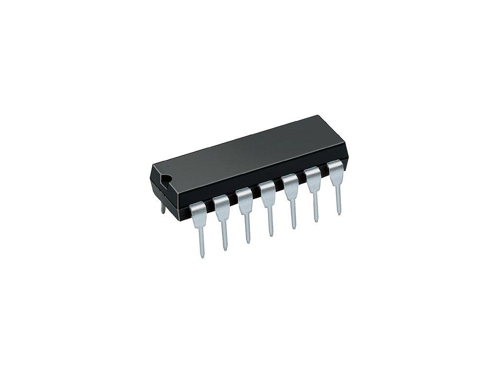 IO PC74HCT14P