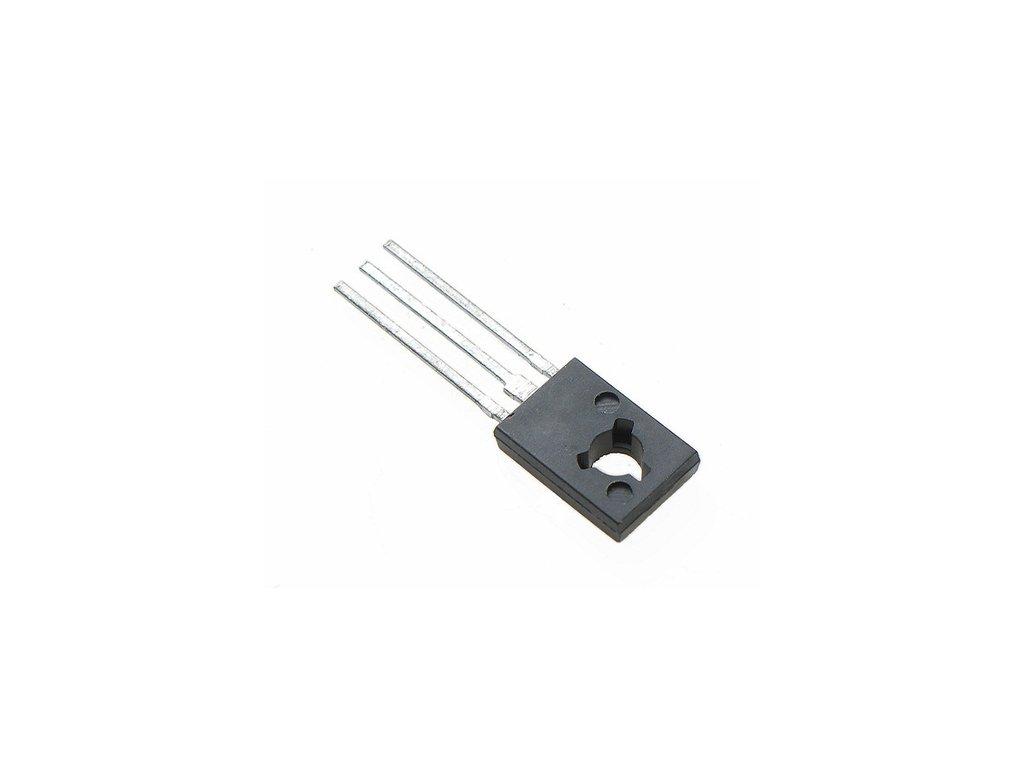 Tranzistor KD139 TO126