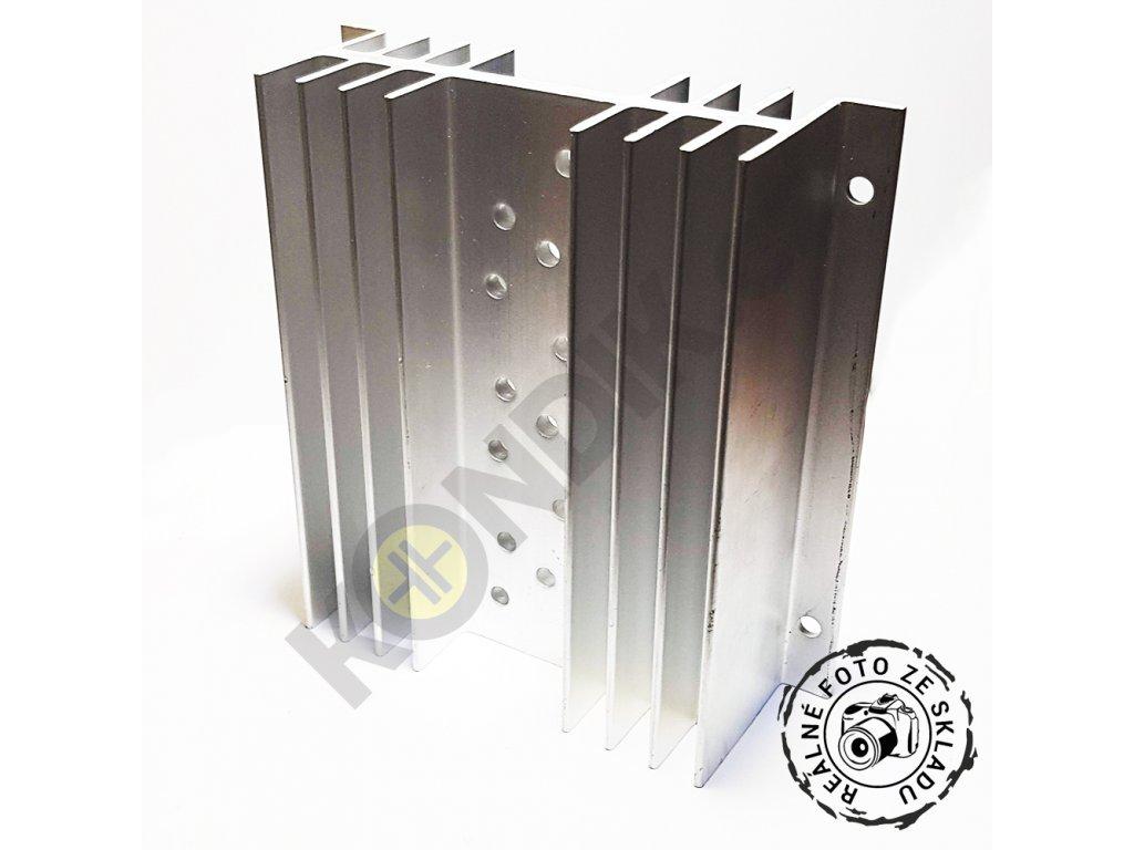 Chladič TO3 120x115x40mm