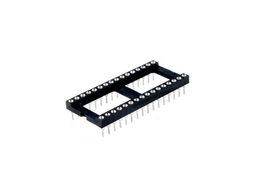 Patice DIP32 15,24mm precizní