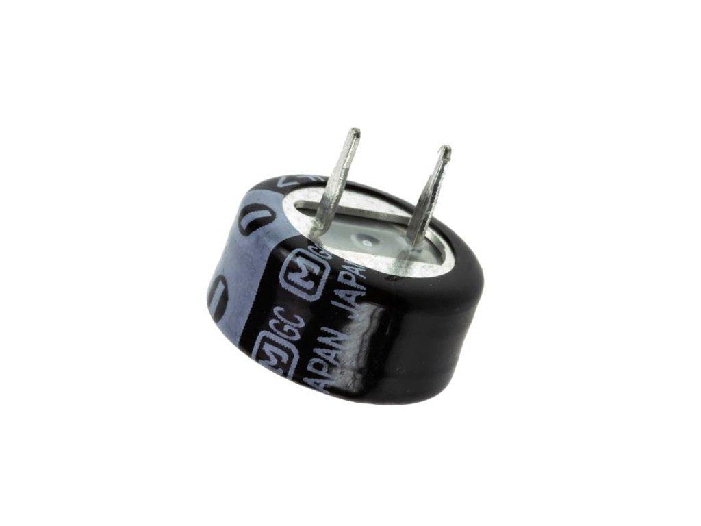 CE 1,5F 5,5V 70°C 21,5x8mm NF