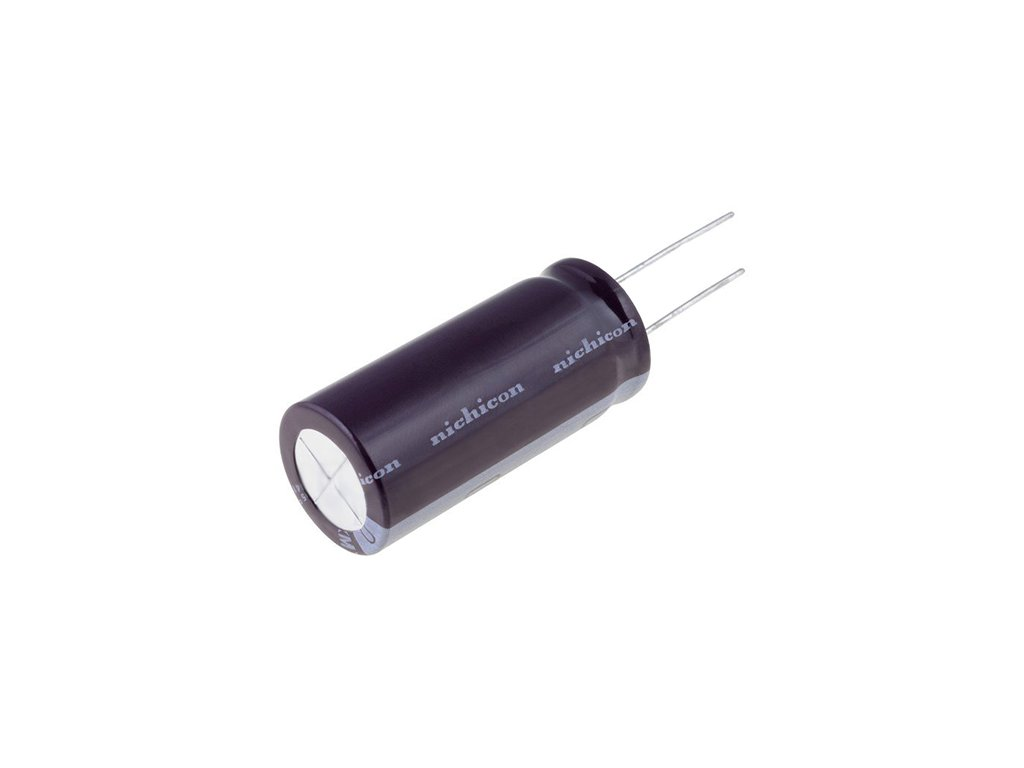 CE 100uF 35V 105°C 8x11,5mm PW (Low ESR)