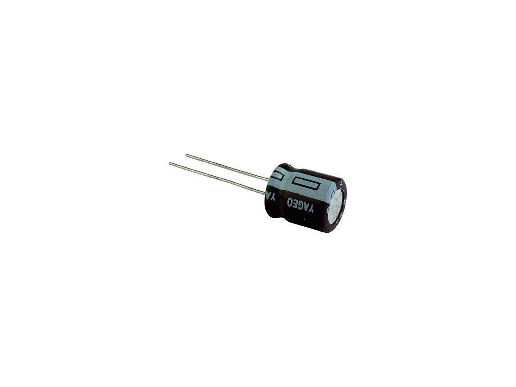 CE 10uF 100V 105°C 6x11mm SE