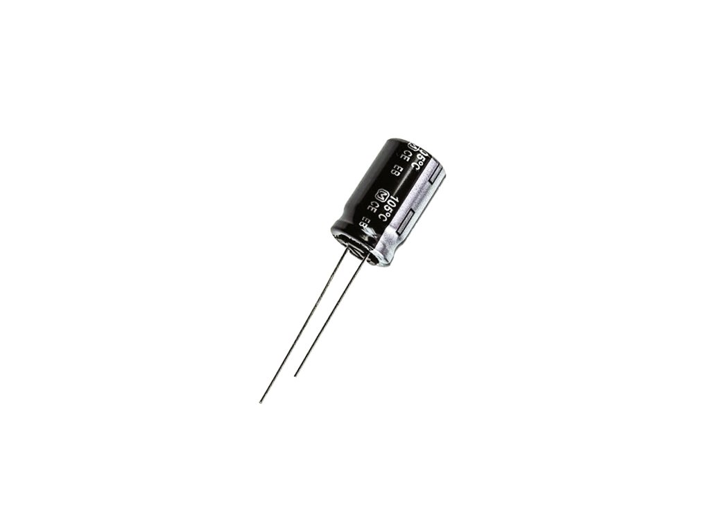 CE 2,2uF 50V 105°C 5x11mm EB