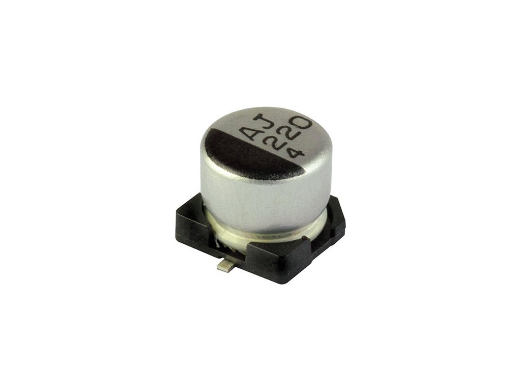 CE 2,2uF 50V 105°C SMD 4x5,4mm CB