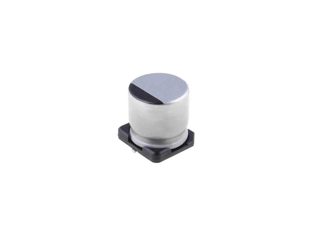 CE 220uF 35V 105°C SMD 10x10mm CA