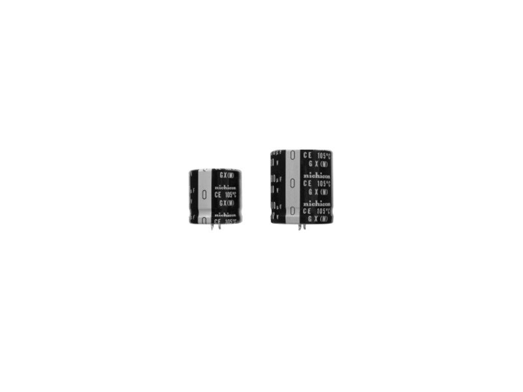 CE 470uF 200V 105°C 22x35mm GU (snap-in)