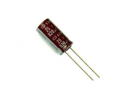 CE 680uF 16V 105°C 8x15mm KZM (Low ESR)