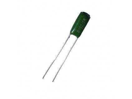 CPE 0,22nF 100VDC PP
