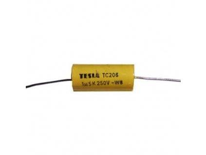 CPE 100nF 250VDC TC206