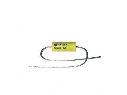 CPE 150nF 100VDC TC205