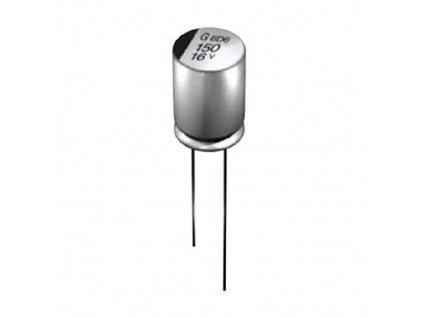 CPL 82uF 25V 105°C 6,3x8mm PSG