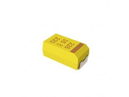 Tantal 10uF 25V T491C106M025AT