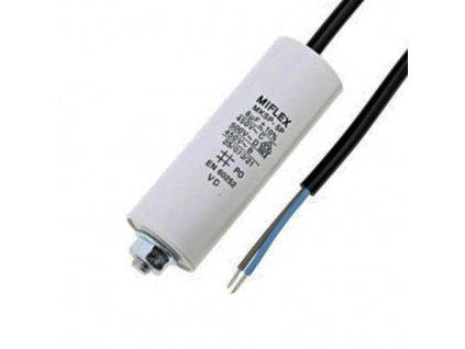 Kondenzátor rozběhový 50uF 450V MKSP-5P D
