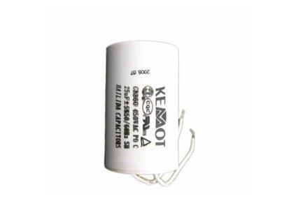 Kondenzátor rozběhový 8uF 450V CBB60