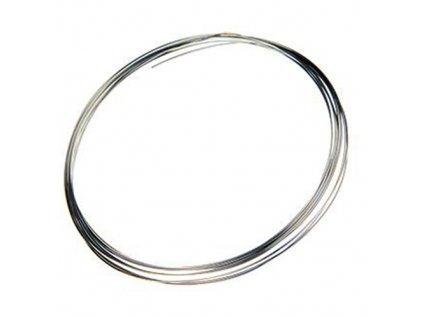 Odporový drát KANTHAL 0,82 Ohm/m 1,5mm (1m)