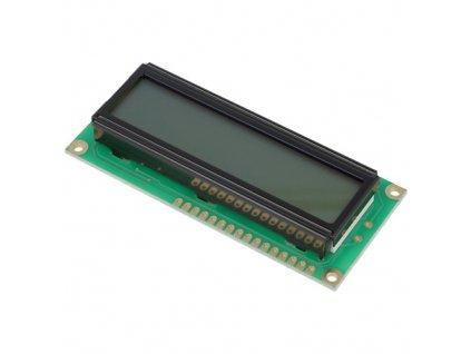 LCD RC1602B-YHY-CSVD