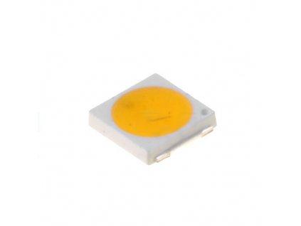 LED 3030 bílá teplá 58lm 120°