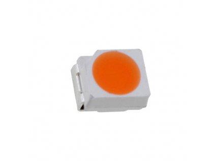 LED 3528 fialová 1700mcd 120°