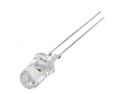 LED 5mm zelená 8200mcd 30°