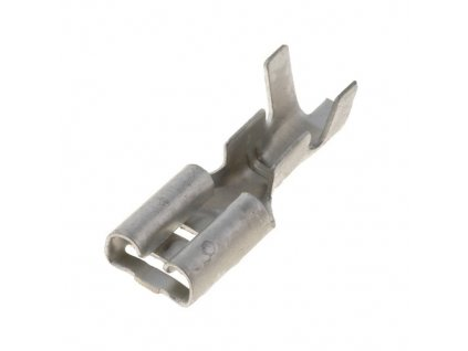 Faston 6,3x0,8mm zásuvka 04