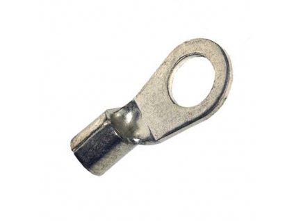 Očko M6 neizolované 1,5÷2,5mm2