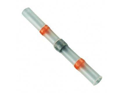 Pájecí spojovací trubička 0,5÷1,5mm2 červená