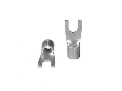Vidlička M3 neizolovaná 1÷2,5mm2