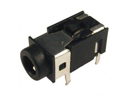 Konektor JACK 3,5mm zásuvka 4pin FC68125