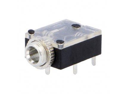 Konektor JACK 3,5mm zásuvka stereo do DPS