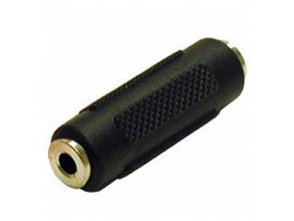 Spojka JACK 3,5mm F/F