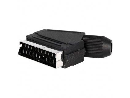 Konektor SCART vidlice kabel