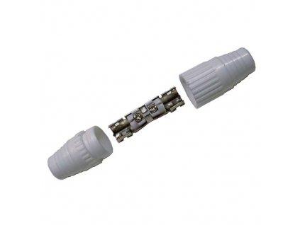 Konektor IEC 169-2 (TV) spojka kabelová